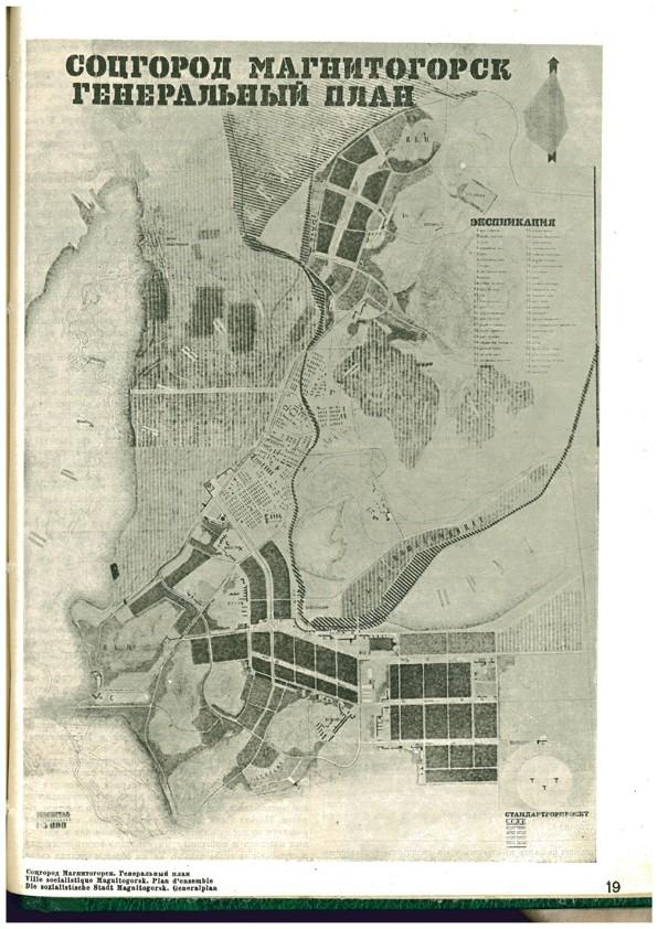 Magnitogorsk plan